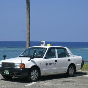 奄美大島観光 大島タクシー 車種コンフォート