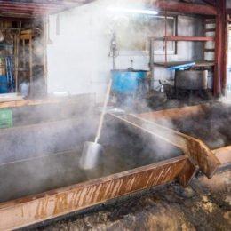 水間黒糖製造工場 奄美大島観光 大島タクシー